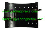 05.091.14.80.0/0509114800 BPW Truck Drum Brake Shoe