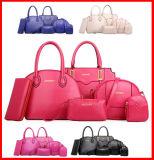 Hot Leather Laptop Duffel Tote Bag Ladies Business Shoulder Handbags