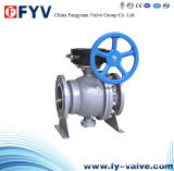 Two Pieces Metal Seated Floating Ball Valve