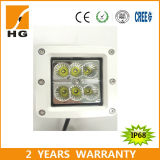 High Quality CREE 18W 3inch LED Work Light for Car Boat