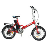 Brushless DC Motor Mini Motorcycle Folding Pocket Bicycle (JB-TDN04Z)