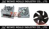 OEM Custom Injection Plastic Auto Fan Impeller Mould