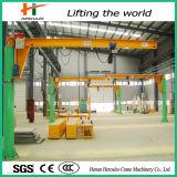 Workshop Used Pedestal Hoist Lifting Jib Crane