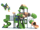 2015 Hot Selling Outdoor Playground Slide with GS and TUV Certificate QQ14018-1