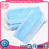 Sterile Nonwoven 3 Ply Surgical Facemasks with Earloop