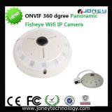 Onvif HD 1.3 Megapixel 360 Dgree Panoramic Fisheye WiFi IP Camera
