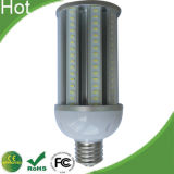 Waterproof CE RoHS AC85-265V E40 LED Corn Light 54W