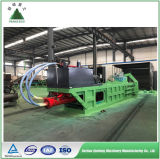 European Standard Waste Cardboard Baler Machine