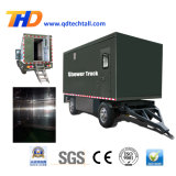 Shower Truck for Camping with Good Quality