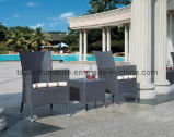 Rattan/Wicker Furniture-Bar Table and Chair Set (B428&B528)