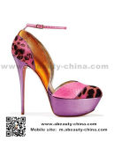 2014 Ladies High Heel Shoes P131246