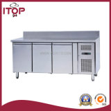 Stainless Steel Gn 1/1 Pan Refrigerated Counters (SFC series)