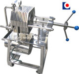 Plate Filter Stainless Steel Beer Filter