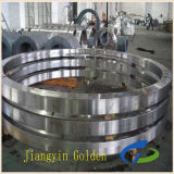 Hot Rolled SAE1045 SAE4340 Steel Rolling Ring