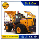 Xcm 9t Wheel Loader with 5.0m3 Bucket (LW900K)