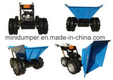 Palm Plantation Power Wheelbarrow Agricultural Harvester