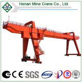 Mg Model Heavy Duty Outdoor Double Girder Gantry Crane