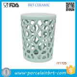 Elegant Ceramic Lamp-Chimney Candle Holder Home Decor