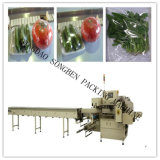 Vegetable Shrink Wrapper with Feeder