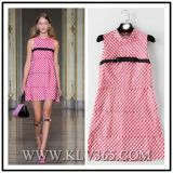 Summer Fashion Ladies Sleeveless Casual Party Dress