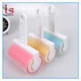 Promotion Gift Washable High Tackiness Plastic Handle Sticky Cleaning Lint Roller, Dust Clothes Lint Remover Sticky Roller Cleaner
