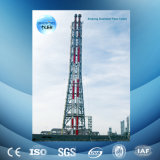China High Quality Flare Steel Tower