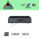 16CH H. 264 HD (1080P) IP Camera Security NVR (EV-CH16-H1406A)