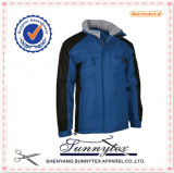 OEM Outdoor New Highest Quality Waterproof Men Quilted Jacket