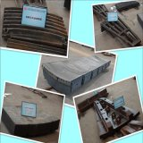 High Quality Casting Steel Lining Plate / Liners for Grinding Mills