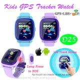 Kids GPS Tracker IP67 Waterproof Smart Watch (D25)