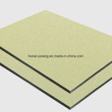 Aluminum Plate /Aluminum Composite Panel Use for Outdoor Decorate (ZWM-8808 Champagne)