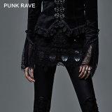 Gothic Palace Fashion Designer Sexy Tight Mature Ladies Skirt (Q-258)