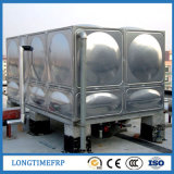 Factory 304 Stainless Steel Rectangular Water Tank with Drainer