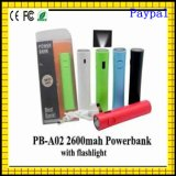 2600mAh Gift Power Bank, Factory Price, Welcome OEM (GC-PB046)