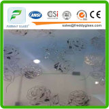 Tempered Silk Screen Printing Laminated Glass, Toughened Enamel Glass,Ceramic Coated Glass Mirrors,Annealed Silk Screen Printed Glass Mirror,Refrigerator Glass
