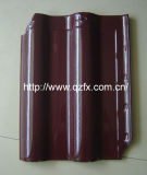 Glazed Ceramic Clay Roof Tiles