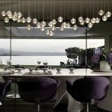 LED Pendant Lamp/ Restuarant Grystal Ball Pendant Lamp