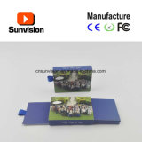 Best Quality Luxury Unique Video Wedding Invitation Cards LCD Video Card