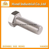 Stainless Steel Hexagon Head Bolt