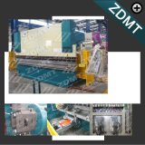 CNC Hydraulic Press Brake We67K-200t/4000 Da65we