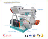 Bamboo Powder Pellet Press Milling Machine