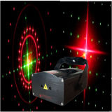 2 Head Rg Pattern Laser Light Sound Active LED Stage Light