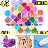 Glitter Acrylic Powder Dust for Nail Art Tips