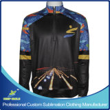 Custom Designed Full Sublimation Premium 1/4 Zipper Sweater