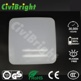 Ce/RoHS Approved Modern Design 15W LED Square Ceilinglight