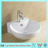 Vitreous Enamel Counter Top Bathroom Sink Bowls