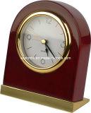 Hotel Wooden Desk Alarm Clock