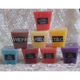 Square Shape Votive Candle (V003) Decoration with Customized Logo