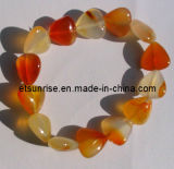 Semi Precious Stone Natural Crystal Stone Charming Bracelet Jewelry (ESB01213)