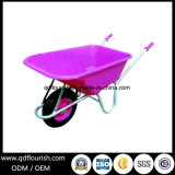 Tool Cart Wheelbarrow Wb6414-1 Wheel Barrow Hand Trolley